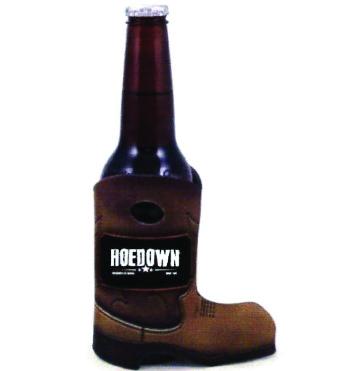 Hoedown Beer / Beverage Koozie