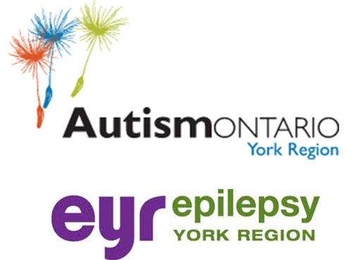Autism Ontario York Region (AOYR) & Epilepsy York Region (EYR)