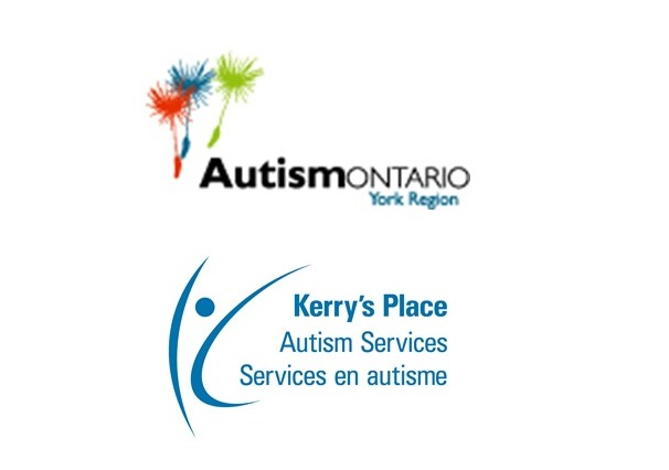 Autism Ontario York Region (AOYR) & Kerry's Place Autism Services