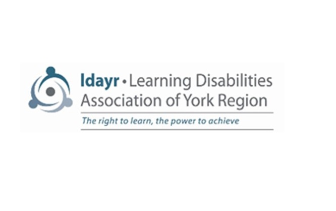 Learning Disabilities Association of York Region (LDAYR)